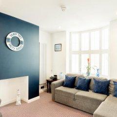 Отель The Beach House Великобритания, Кемптаун - отзывы, цены и фото номеров - забронировать отель The Beach House онлайн комната для гостей фото 5
