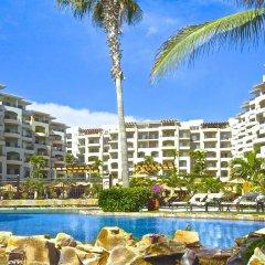 Отель Medano Beach Villas Кабо-Сан-Лукас бассейн