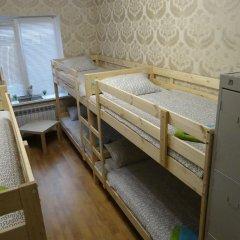 Hostel Dostoyevsky Кровать в общем номере с двухъярусной кроватью