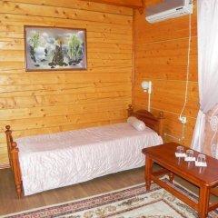 Гостиница Отельно-оздоровительный комплекс Скольмо 3* Стандартный номер разные типы кроватей фото 22