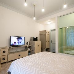 Гостиница Partner Guest House Shevchenko 3* Стандартный номер с различными типами кроватей фото 19