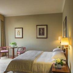 Отель Starhotels Michelangelo 4* Стандартный номер с двуспальной кроватью фото 6