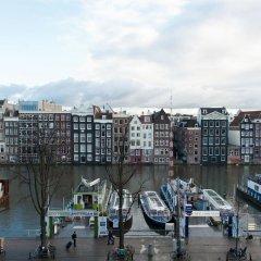 Отель Old City Centre apartments - Damrak building Нидерланды, Амстердам - отзывы, цены и фото номеров - забронировать отель Old City Centre apartments - Damrak building онлайн балкон
