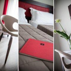 Hotel Da Vinci 4* Стандартный номер с различными типами кроватей фото 20