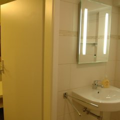 Отель Stirl Германия, Дрезден - отзывы, цены и фото номеров - забронировать отель Stirl онлайн ванная фото 2