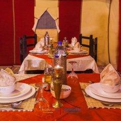 Отель Berbere Experience Марокко, Мерзуга - отзывы, цены и фото номеров - забронировать отель Berbere Experience онлайн питание фото 3