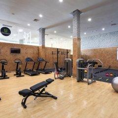 Отель Occidental Jandia Mar фитнесс-зал фото 2