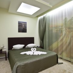 Гостиница Инсайд-Бизнес 4* Люкс с различными типами кроватей фото 2