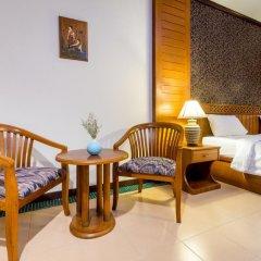 Отель Jang Resort 3* Номер Делюкс двуспальная кровать фото 6