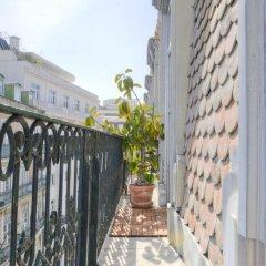 Отель The Imperial Guesthouse Португалия, Лиссабон - отзывы, цены и фото номеров - забронировать отель The Imperial Guesthouse онлайн балкон
