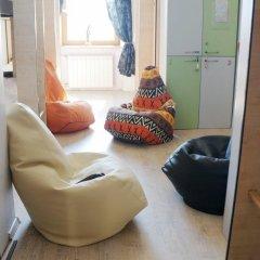 Мини-Отель Катюша Стандартный семейный номер с двуспальной кроватью фото 2