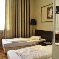 Мери Голд Отель 2* Стандартный номер с разными типами кроватей фото 9