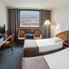 Panorama Hotel Prague 4* Улучшенный номер фото 4