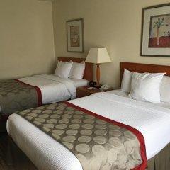 Отель Ramada by Wyndham Vicksburg 2* Стандартный номер с 2 отдельными кроватями фото 3