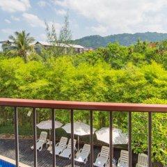 Отель Aonang All Seasons Beach Resort 3* Улучшенный номер с различными типами кроватей фото 5