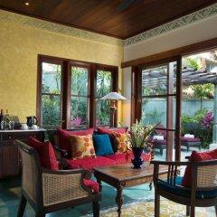 Отель Dwaraka The Royal Villas 4* Президентский люкс с различными типами кроватей