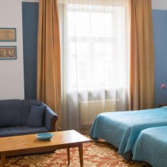 City Hotel Teater 4* Номер Комфорт с разными типами кроватей фото 5