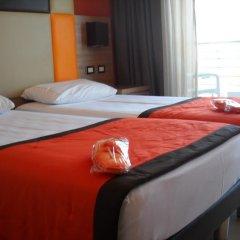 Hotel Tiber 4* Стандартный номер с различными типами кроватей фото 3