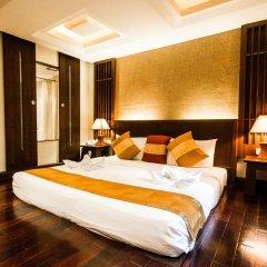 Отель Samui Sense Beach Resort 4* Полулюкс с различными типами кроватей фото 7