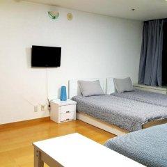 SH Seoul Hostel комната для гостей фото 5