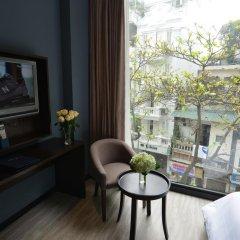 Hanoi Emerald Waters Hotel Trendy 3* Номер Делюкс с различными типами кроватей фото 21