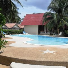 Отель Lanta Summer House бассейн фото 2
