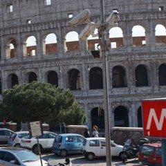 Отель Santi Quattro - Colosseo парковка