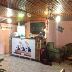 Puffin Hostel интерьер отеля