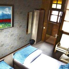 Хостел Казанское Подворье Номер с общей ванной комнатой с различными типами кроватей (общая ванная комната) фото 37