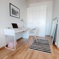Апартаменты Forenom Serviced Apartments Helsinki Albertinkatu фото 3