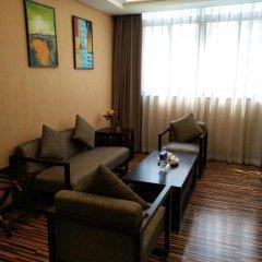 Guangzhou Wellgold Hotel 3* Люкс повышенной комфортности с различными типами кроватей фото 2