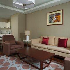 Гостиница Сочи Марриотт Красная Поляна 5* Семейный люкс повышенной комфортности с разными типами кроватей фото 6