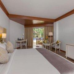 Отель Best Western Premier Bangtao Beach Resort & Spa 4* Номер Делюкс двуспальная кровать фото 5