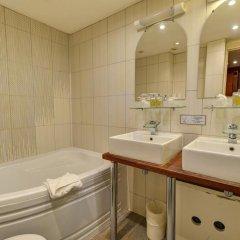 Отель Hôtel Pavillon Montmartre 3* Стандартный номер с различными типами кроватей фото 3