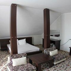 Гостиница Блюз Номер Эконом разные типы кроватей
