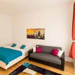 Отель CheckVienna - Lassallestrasse Апартаменты с различными типами кроватей фото 7