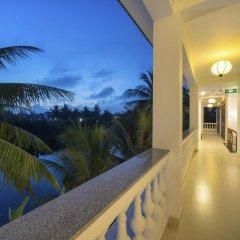 Отель Luna Villa Homestay 3* Номер Делюкс с различными типами кроватей фото 7