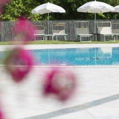 Hotel Ansitz Rungghof Аппиано-сулла-Страда-дель-Вино бассейн фото 2