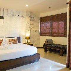Отель Bt Inn Patong 3* Номер Делюкс разные типы кроватей фото 7