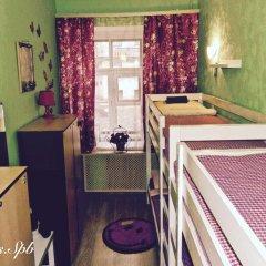Гостиница Rooms.SPb Кровать в общем номере с двухъярусной кроватью фото 18