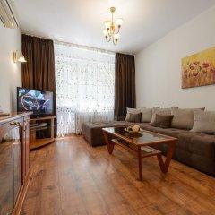 Отель Vitoshka Vip Apartments Hotel Болгария, София - отзывы, цены и фото номеров - забронировать отель Vitoshka Vip Apartments Hotel онлайн комната для гостей фото 3