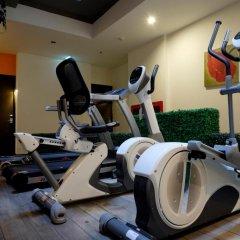Brighton Hotel & Residence Бангкок фитнесс-зал фото 3