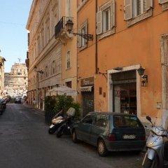 Отель Sangallo Rooms Италия, Рим - отзывы, цены и фото номеров - забронировать отель Sangallo Rooms онлайн парковка
