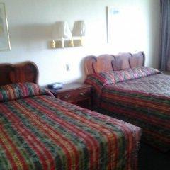 Отель Budget Inn 2* Стандартный номер с различными типами кроватей