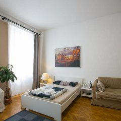Friends Hostel and Apartments Budapest Апартаменты фото 4