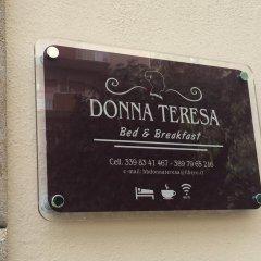 Отель B&B Donna Teresa Агридженто интерьер отеля фото 2