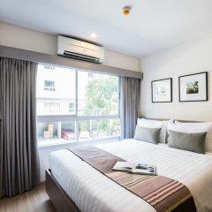 Отель The Grass Serviced Suites by At Mind Люкс с различными типами кроватей фото 2