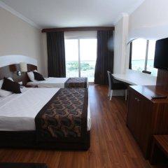 Отель Throne Beach Resort & SPA 5* Стандартный номер фото 2