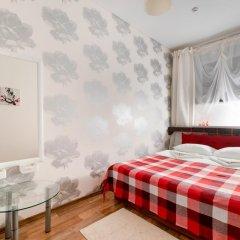 Хостел Каникулы Супер Стандартный номер с двуспальной кроватью (общая ванная комната) фото 2