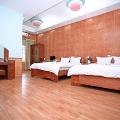 Avi Airport Hotel 2* Люкс с различными типами кроватей фото 2